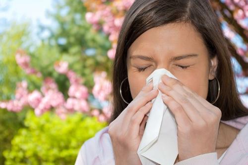 image d'allergie