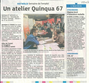 Dna 19 avril - Quinqua 67