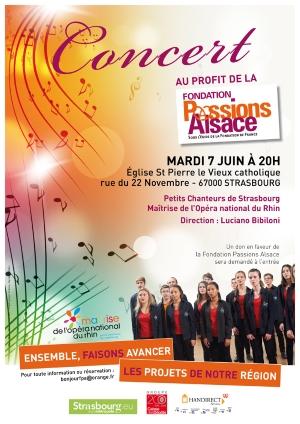 concert despetits chanteurs le 7 juin