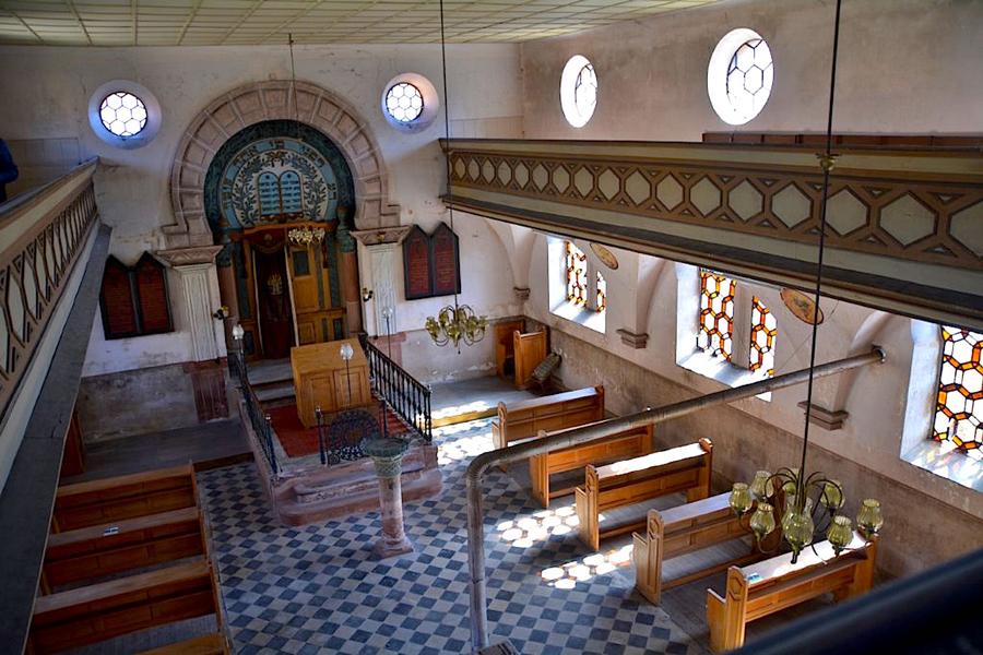 Synagogue Reichoffen