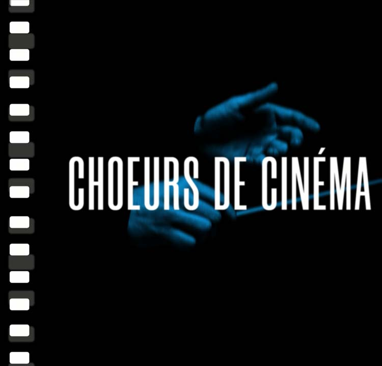 Choeur de cinéma : spectacle participatif au profit de la Fondation Passions Alsace