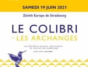 Concert participatif au Zénith Europe de Strasbourg le 19 juin 2021